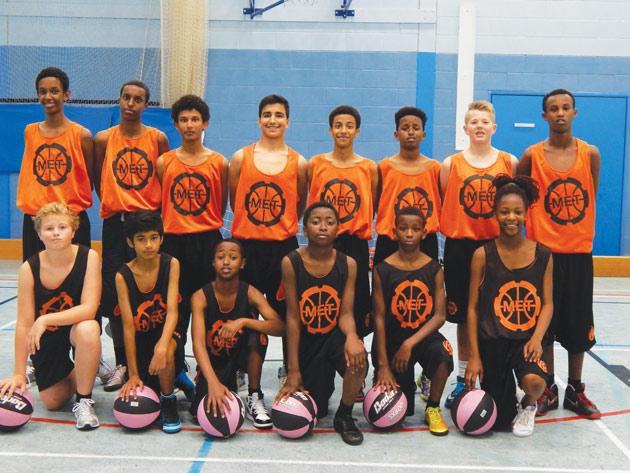 Slam dunk for Bristol pupils
