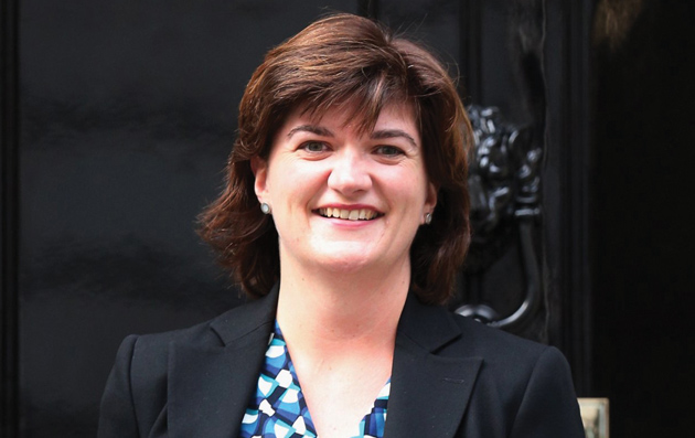 Nicky Morgan reveals new support for pupils with mental health problems