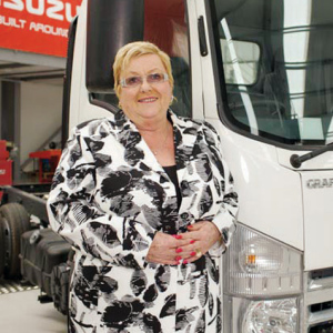 EXCLUSIVE: 'Queen of trucks' appointed to new headteacher board