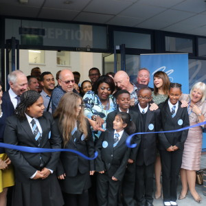 Celebrities line-up to support the opening of Birmingham's newest free school