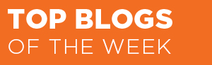 Jill Berry picks hers best blogs of the week April 27