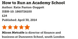 Book Review : How to Run an Academy School