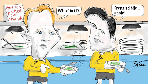Clegg bites at Tory Right after a term of policy snubs