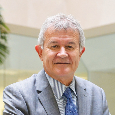 Frank Green, national schools commissioner, DfE