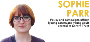 Let's give young carers the pupil premium