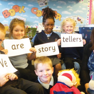 Storytelling becomes a core skill