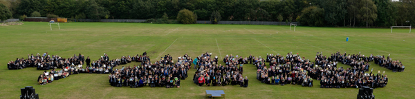 In a flash: Priory Witham students show off their love of books