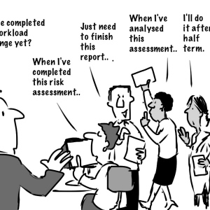 Clegg challenges teachers to identify 'pointless processes and paperwork'