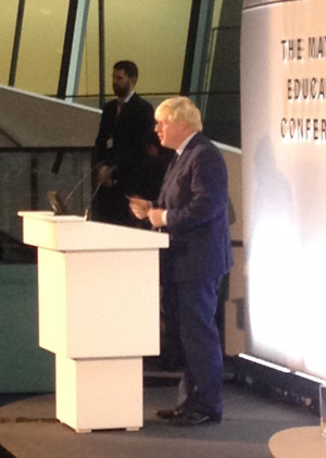 Grammar schools should not be 'taboo' says Boris Johnson