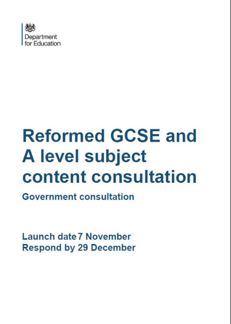 Proposed GCSE RE criteria requires students to study two religions but not worldviews