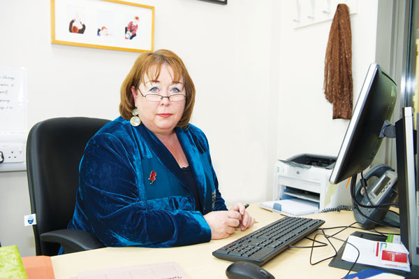 Ros McMullen, chief executive, LEAF