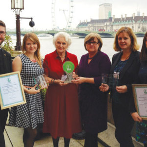 Phab award for London schools