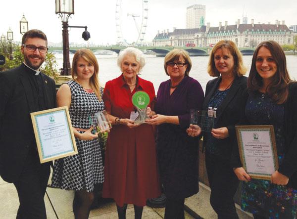 Phab award for London schools