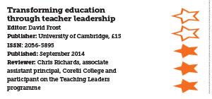 Book Review: Transforming education through teacher leadership