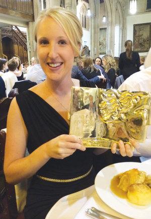 'Passionate' teacher wins award