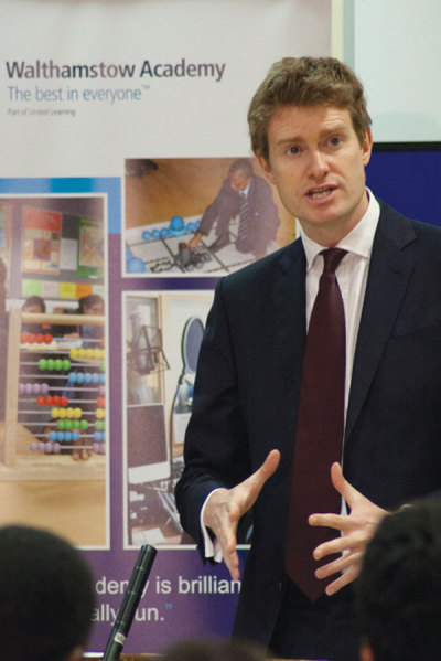 Hunt private school partnership plan falls short of widening admissions