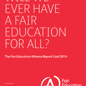 Alliance wants to redistribute pupil premiums