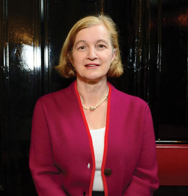 Amanda Spielman, chair, Ofqual