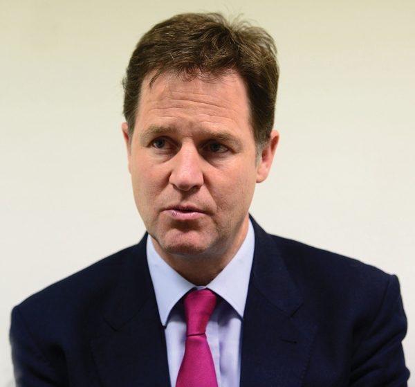 EFA prepares for Clegg's post-16 register