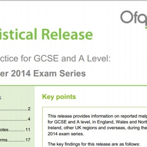 More schools hit with exam malpractice penalties