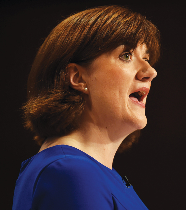 ASCL conference: Time of major change is now over, says Nicky Morgan