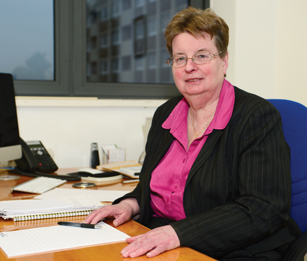 Sue Williamson, chief executive, SSAT