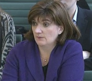 Education Select Committee Review: Morgan on GCSE and A Level Reform
