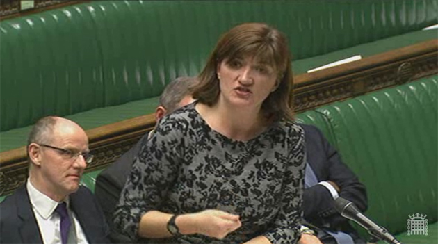Nicky Morgan asked to step aside from Durham Free School decision