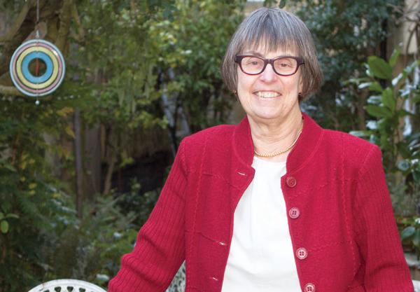 Lynn Greenwold, chief executive, Patoss