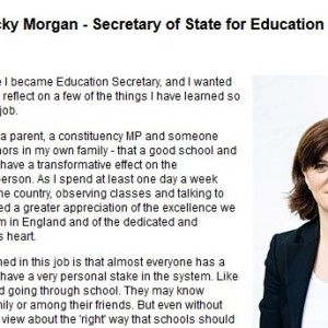 Morgan: A 'new deal for teachers'