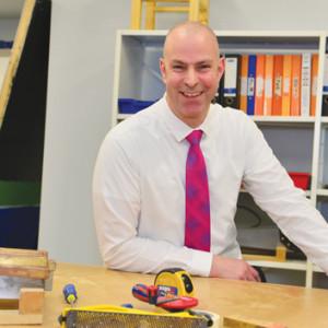Ross McGill, deputy head, Quintin Kynaston Community Academy