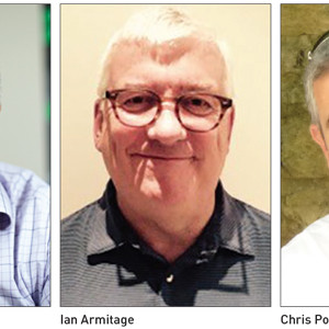 Edition 17: Peter Wanless, Ian Armitage and Chris Potter