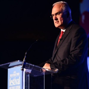 Ofsted Chief Inspector Sir Michael Wilshaw speaking at the Festival of Education 2014.