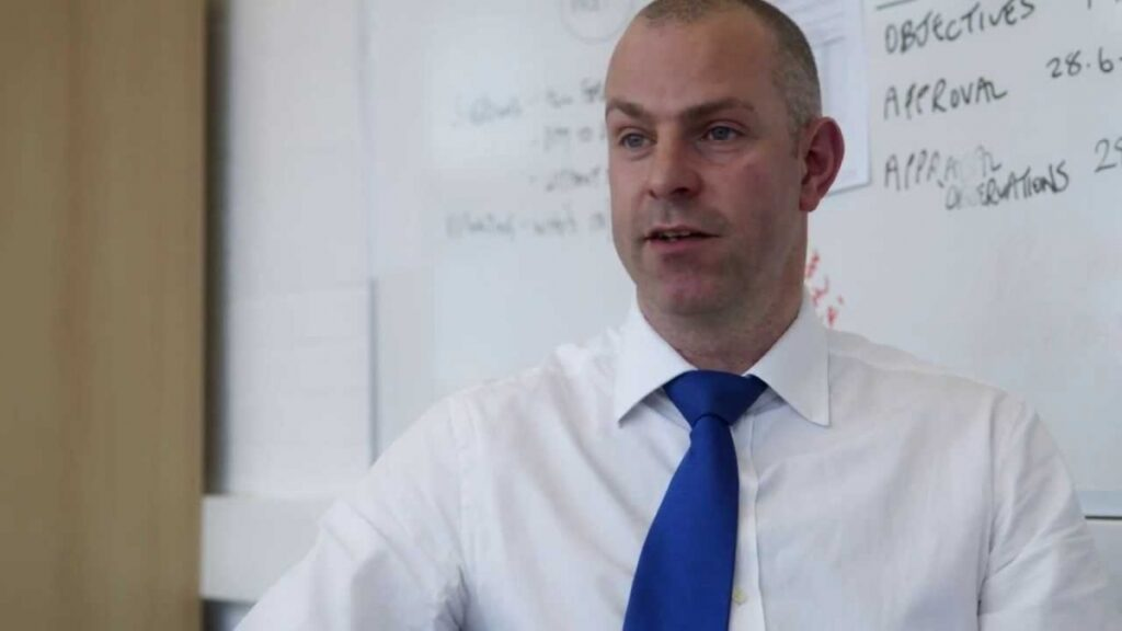 Schools Week profile focus Ross Morrison McGill named in most influential education list