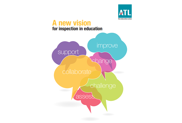 Replace Ofsted with local inspection teams and 'mutually agreed action plans' - says new ATL report