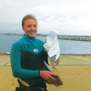 Windsurfer takes top honours