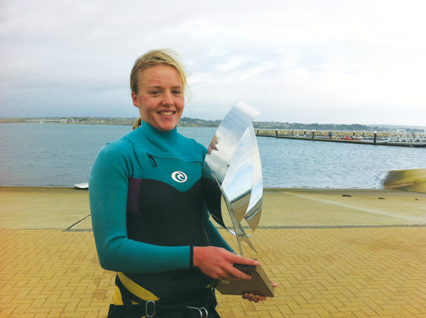 Windsurfer takes top honours