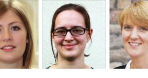 Edition 20: Annaliese Briggs, Miriam Fredrickson and Sarah Militello