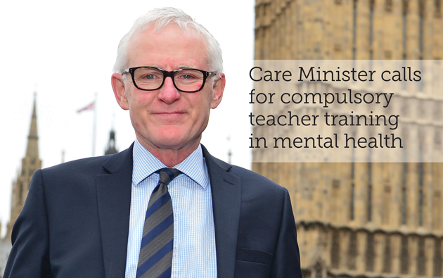 Mental illness and schools: No data collected on children since 2004 hampers planning