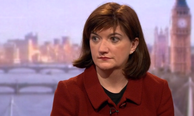 Nicky Morgan to stay on as education secretary as Gove moves to justice
