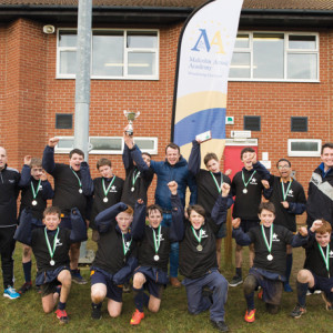 Top scorer at trust's Rugby Cup
