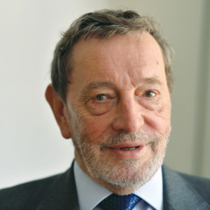 David Blunkett, MP and former education secretary