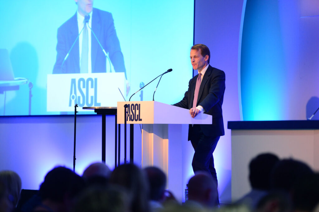 """ASCL conference: David Laws sad at prospect of stepping down from """"most exciting and rewarding"""" role of his life"""