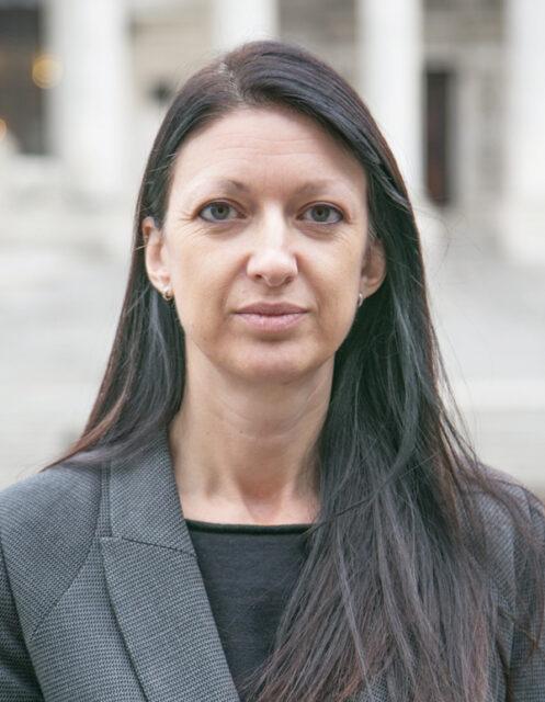 Dr Julia Katherine