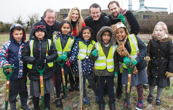 Tree project launches in Bristol