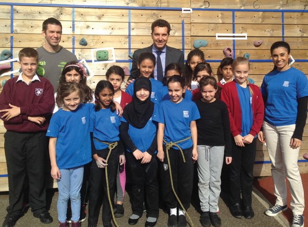 PE in primary schools gets a boost