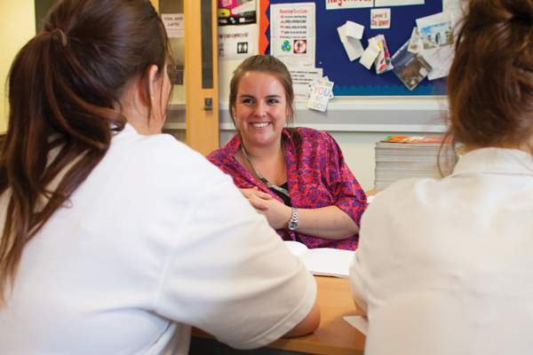 TeachFirst wants to boost careers education