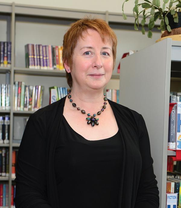 Lynda Clapham, headteacher, Sidney Stringer Academy