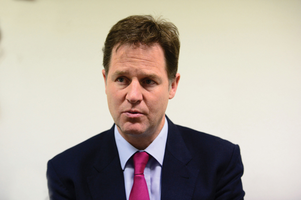 Lib Dems want top DfE spot
