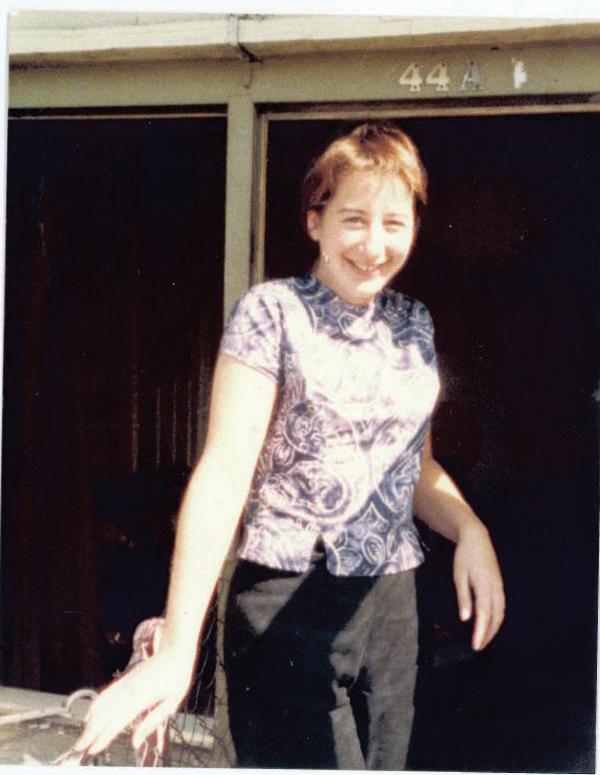 Lynda aged 24